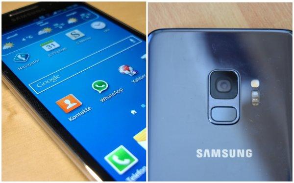 Компания Samsung намерена вернуть смартфоны со съемным аккумулятором