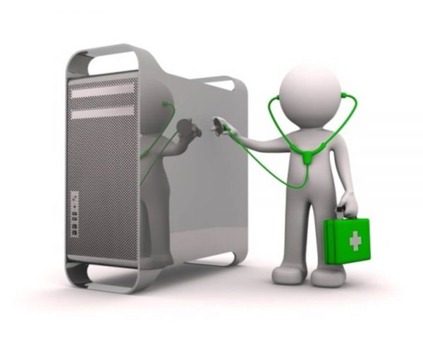 Оказание компьютерных ремонтных услуг
