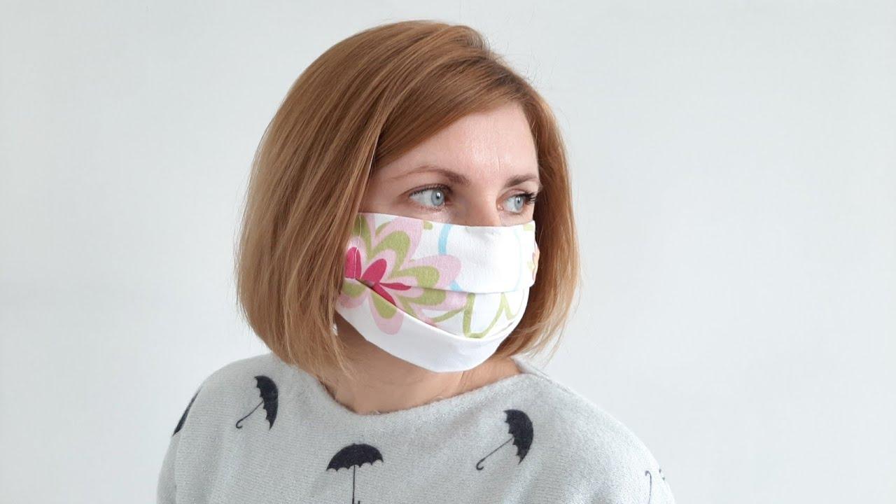 Многоразовые маски для лица для всей семьи