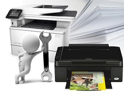 Ремонт лазерных принтеров любой сложности быстро и с гарантией
