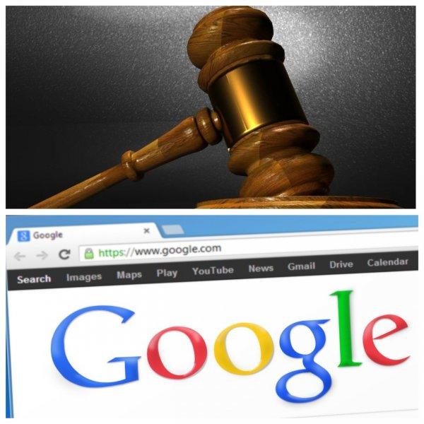 Американцы подали в суд на Google, обвиняя в незаконном сборе персональных данных