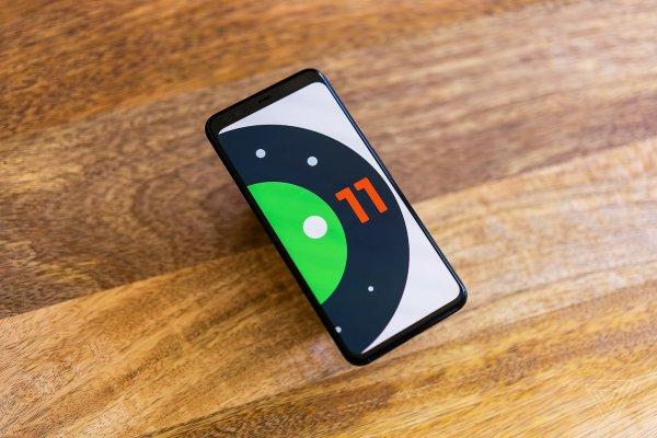 Бета-версия Android 11 стала доступна для пользователей Pixel