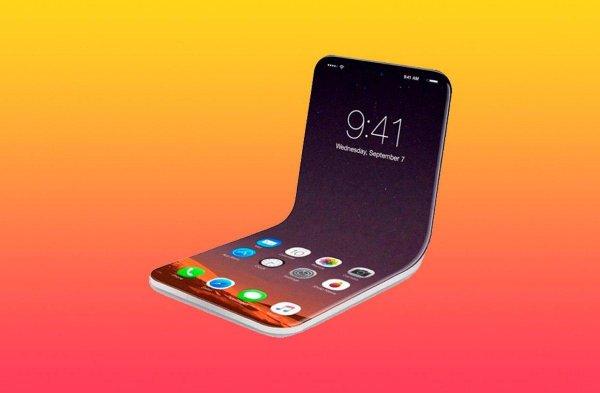 Джон Проссер намекнул на создание складного смартфона Apple