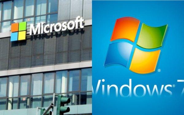 Windows 7 внепланово получила обновление и браузер Edge