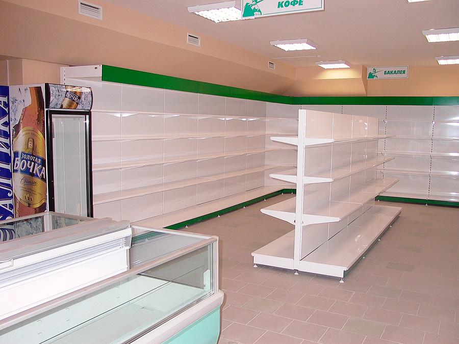 Холодильное оборудование для магазина продуктов