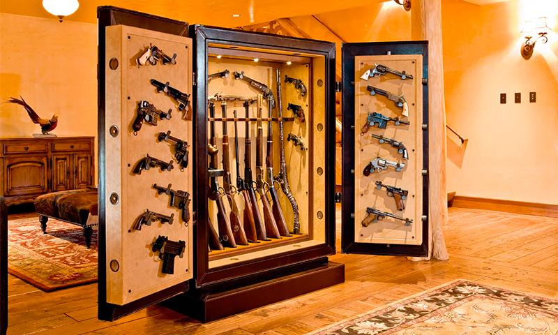 Широкий выбор хранилищ ценностей, оружия и документов