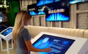 Изготовление интерактивного оборудования в Москве
