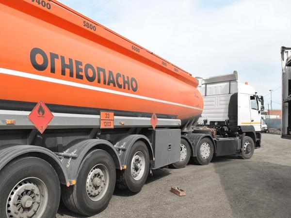 Доставка дизельного топлива по Санкт-Петербургу и Ленинградской области