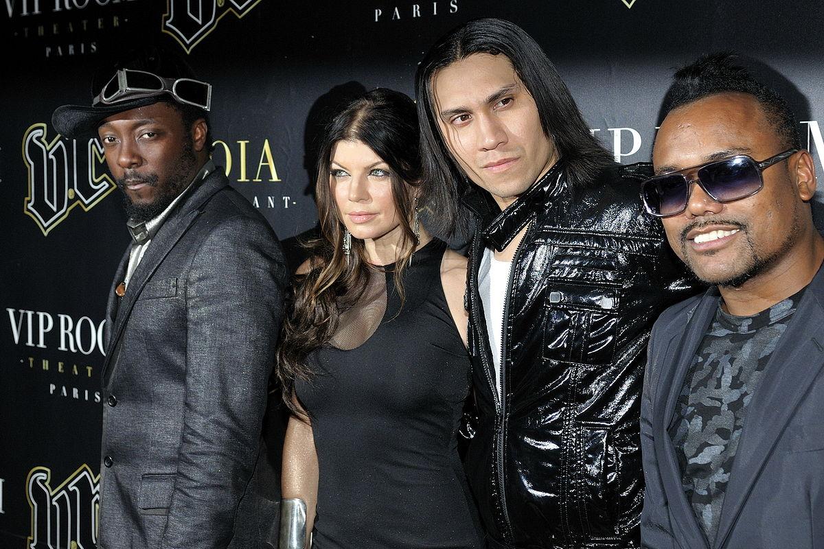 Немного о гениальном творчестве группы The Black Eyed Peas
