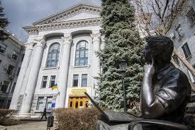 Престижный украинский университет радиоэлектроники в Харькове