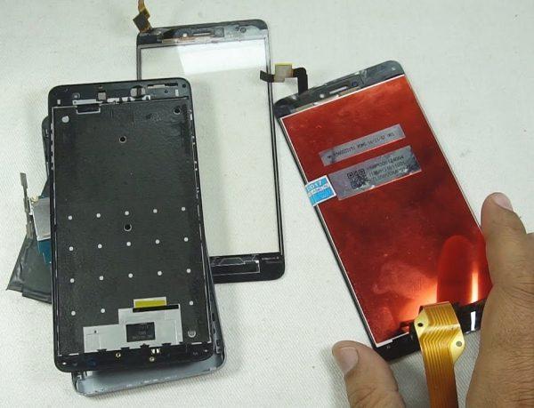 Замена стекла Xiaomi Redmi Note 4X в Киеве
