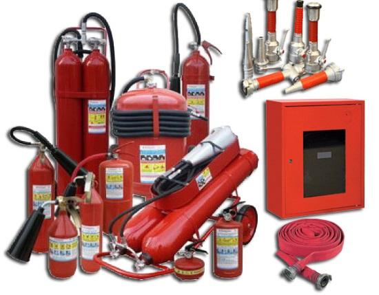 Качественное противопожарное оборудование