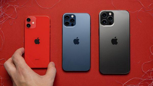 Новинка «Яблочных» гаджетов - Айфон 12 мини