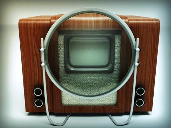 История развития телевидения в контексте offline
