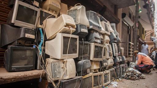 Утилизация мониторов в соответствии с действующим законодательством