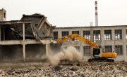 Демонтаж зданий от профессионалов своего дела