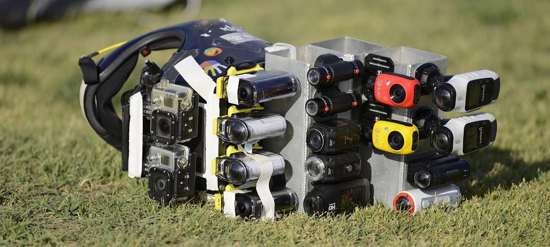 Экшн-камеры и другая современная фототехника
