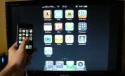 Способы подключения Айфона к телевизору Самсунг