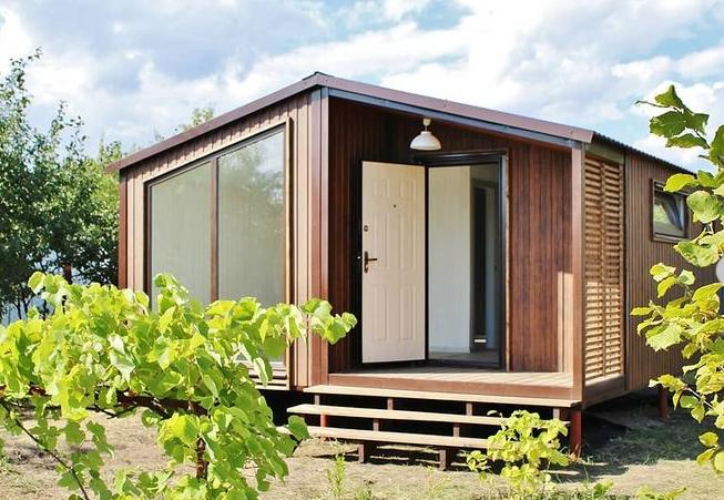 Модульные дачные дома для вашего комфорта