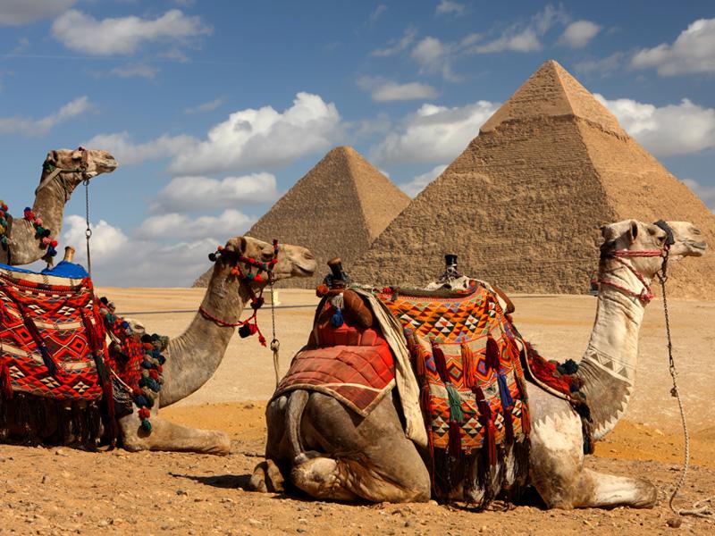 Доступные путешествия в Египет, Кипр и Турцию