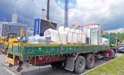 Перевозка полиграфического оборудования профессиональными такелажниками