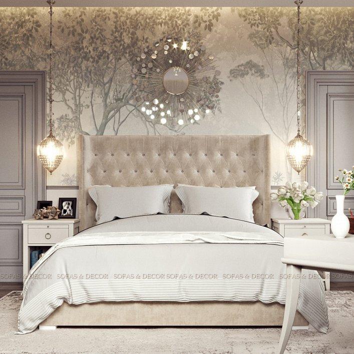 Где заказать эксклюзивную кровать в Санкт-Петербурге?