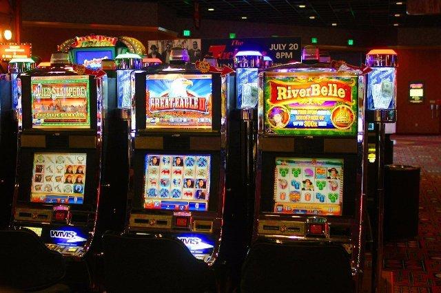 Как выглядит аппараты в онлайн казино Вулкан